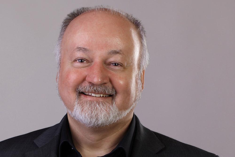 Pfarrer Martin Dörflinger